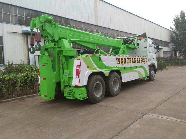 Rotator Type Tow Truck 20 Ton