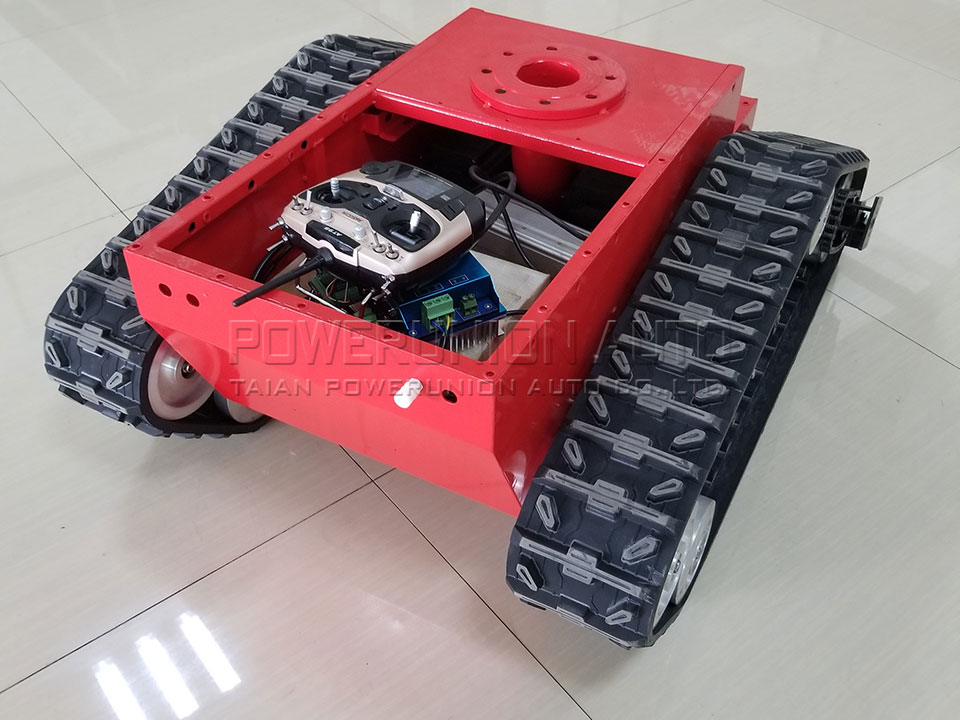Robot walking chassis